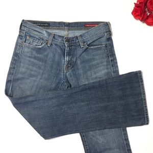 Citizens of Humanity #002 Ingrid Low Flare Jeans